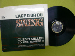 Glenn Miller Vol.2 - 33t Vinyle - L'Age D'Or Du Swing - VG/VG - Jazz