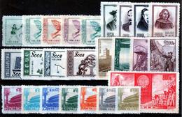 CHINA  STOCKCARD - Unused Stamps