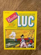 BUVARD BISCOTTES LUC - Biscotti