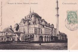 CONSTANTINOPLE               MOSQUEE DU SULTAN MEHMED     + AFFRANCHISSEMENT     PRECURSEUR - Turkey