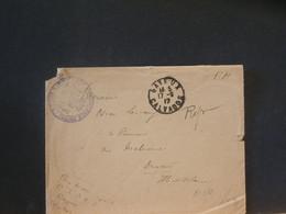 B5372  LETTRE SOLDAT 1917 OBL. BAYEUX / FRANCE - Belgisch Leger