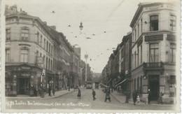 3578. IXELLES : Rue Lesbroussart - Vue De La Place St Géry - TRES RARE CPA - Ixelles - Elsene