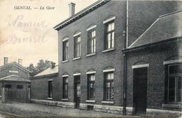 Belgique - Rixensart - Genval - La Gare - Edit. Van Den Heuvel - Rixensart