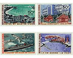 Ref. 92475 * MNH * - SENEGAL. 1966. TOURISM . TURISMO - Senegal (1960-...)
