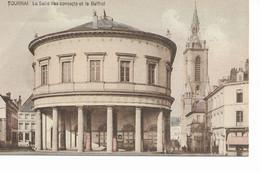 Tournai    Carte Coloriée - Tournai