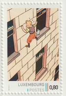 TINTIN - KUIFJE -  KLIMT LANGS GEVEL - KL17 - LUXEMBOURG  ** MNH - Fumetti
