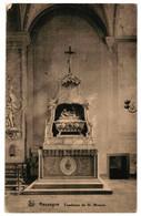 CPA-Carte Postale Belgique-Nassogne Tombea De St Monon 1927 -VM33759 - Nassogne