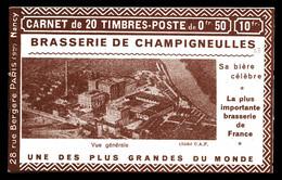 N°257-C2 **Série Nancy, CHAMPIGNEULLES X4. TB - Usage Courant