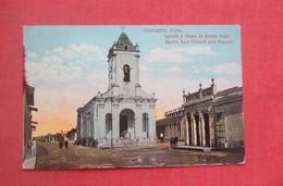 Santa Ana Church  & Square Camaguey  Cuba       Ref 5020 - Cuba