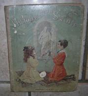 Livre Ancien Mon Histoire Sainte De Mlle Brès Hachette Paris - Hachette