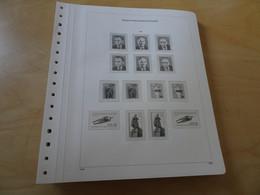 DDR Kabe Bicollect 1985-1990 Falzlos Komplett (17082) - Vordruckblätter