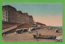 14 - Cabourg - Le Grand Hotel Et La Digue - Cabourg