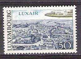 LUXEMBURG Yvert A 21a Papier Ordinaire ** Cote € 17,00 - Unused Stamps