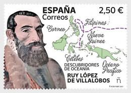 Spanje / Spain - Postfris / MNH - Ruy Lopez 2021 - 2011-... Ungebraucht
