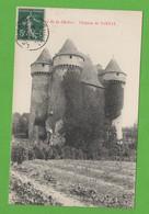 36 - Environs De La Chatre - Chateau De Sarzay - Other Municipalities