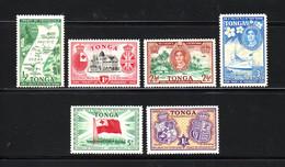Tonga 1951, Mint* (934) - Tonga (...-1970)