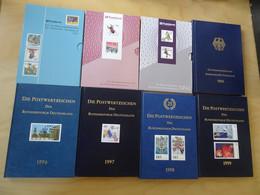 Bund Jahrbücher 1992-1999 Postfrisch (17090) - Sammlungen