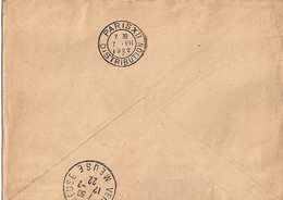 75 - PARIS DISTRIBUTION - 1922/23 - PARIS XII/DISTRIBUTION (BD SEUL) - FLIER -  DREYFUSS N°A12400 - Sellado Mecánica (Otros)