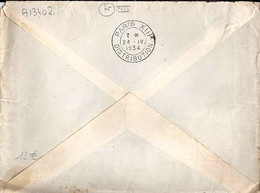 75 - PARIS DISTRIBUTION - 1934/37 - PARIS XIII/DISTRIBUTION - FLIER BD SEUL -  DREYFUSS N°A13402 - Sellado Mecánica (Otros)