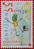 Soccer Football Ned Antilles Antillen #1405 2005 MNH ** - Nuovi