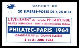N°1263-C4 **Série 7-64, PHILATEC, TB - Usage Courant
