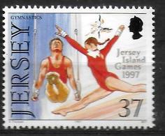 JERSEY   N°  784 * *  Gymnastique Anneaux - Gimnasia
