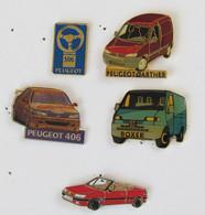 5 Pins Automobile PEUGEOT - Peugeot