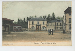 ESSOYES - Place De L'Hôtel De Ville - Essoyes