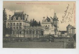 ESSOYES - Château HÉRIOT , Fondateur Des Grands Magasins Du Louvre - Essoyes