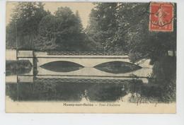 MUSSY SUR SEINE - Pont D'Aubrive - Mussy-sur-Seine