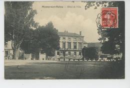 MUSSY SUR SEINE - Hôtel De Ville - Mussy-sur-Seine
