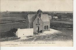 Carnac  Morbihan Vue Prise Du Mont Saint Michel - Carnac