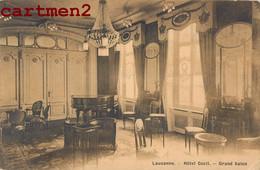 LAUSANNE HOTEL CECIL GRAND SALON SUISSE - VD Vaud