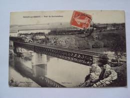 TOULON-SUR-ARROUX  Pont Du Gourmandoux - Altri Comuni