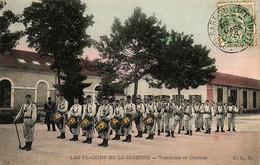 Tambours Et Clairons D'infanterie - Regimientos