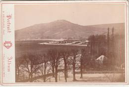 METZ : Le Fort St. Quentin Photographié Par D. Delaplace, 7 Place De Chambre. (16 X 11cm.) Sur Carton Fort. - Old (before 1900)