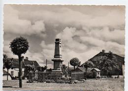 Carte Postale Moderne - 15 Cm X 10, 5 Cm - Circulé - Dép. 70 - PURGEROT - Le Monument - Altri Comuni