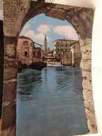 Cartolina Sacile Prov Pordenone Pittoresco Sul Livenza Anni 60 - Pordenone