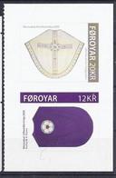 Faroer 2020 Parati Da Messa / Dänemark Färöer 2020 Mi-Nr. 993 - 994 Messgewänder - Faroe Islands