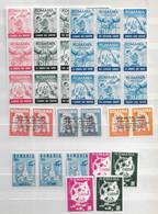 Romania Cinderella, Cold War Propaganda - Collezioni (senza Album)