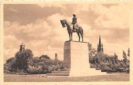 Bruges - Statue Du Roi Albert 1er - Brugge