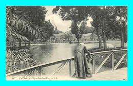 A942 / 191 Egypte CAIRO Gizeh Zoo Gardens - Unclassified
