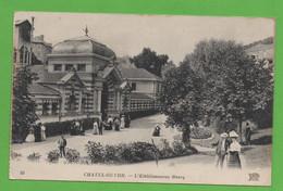 63 - Chatel Guyon - L'établissement Henry - Châtel-Guyon