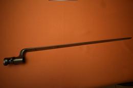 BAIONNETTE MOD 1847, FRANCE - Knives/Swords