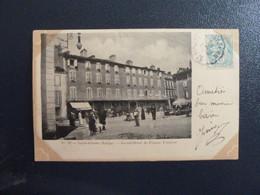 Z35 - 09 - Saint Girons - Grand Hotel De France, Ferriere - Edition L'Universelle E.B. - Saint Girons