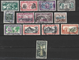 New Zealand  1940  SG  613- 25  Proclamation  Fine Used - Used Stamps