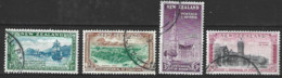 New Zealand 1946  SG 692-5  Otago  Fine Used - Used Stamps