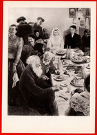 21019 Quiet Flows The Don Sholokhov Verey Wedding Groom Bride Newlyweds Feast Vodka Alcohol Cossacks Spoon Of The USSR - Huwelijken