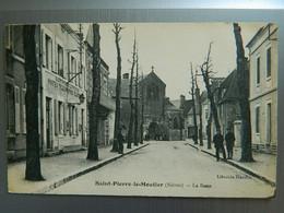 SAINT PIERRE LE MOUTIER                               LA POSTE - Saint Pierre Le Moutier