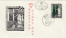 ÖSTERREICH 1964 - MiNr. 1152 FDC - FDC